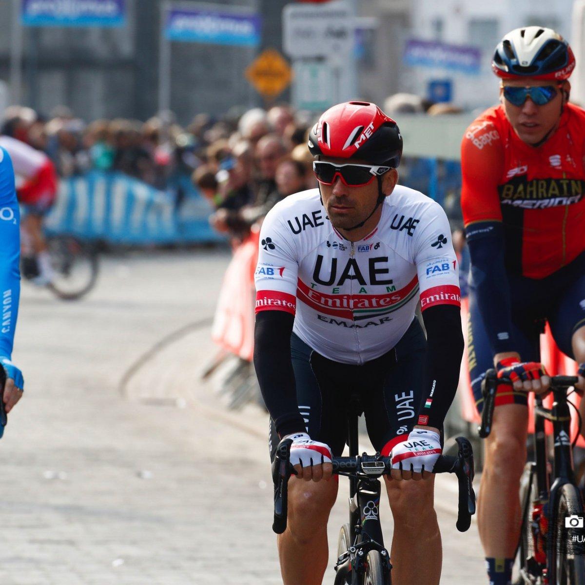 Gent Wevelgem 2019 - 81th Edition - Deinze - Wevelgem 251 km - 31/03/2019 - Marco Marcato (ITA - UAE - Team Emirates) - photo Luca Bettini/BettiniPhoto©2019