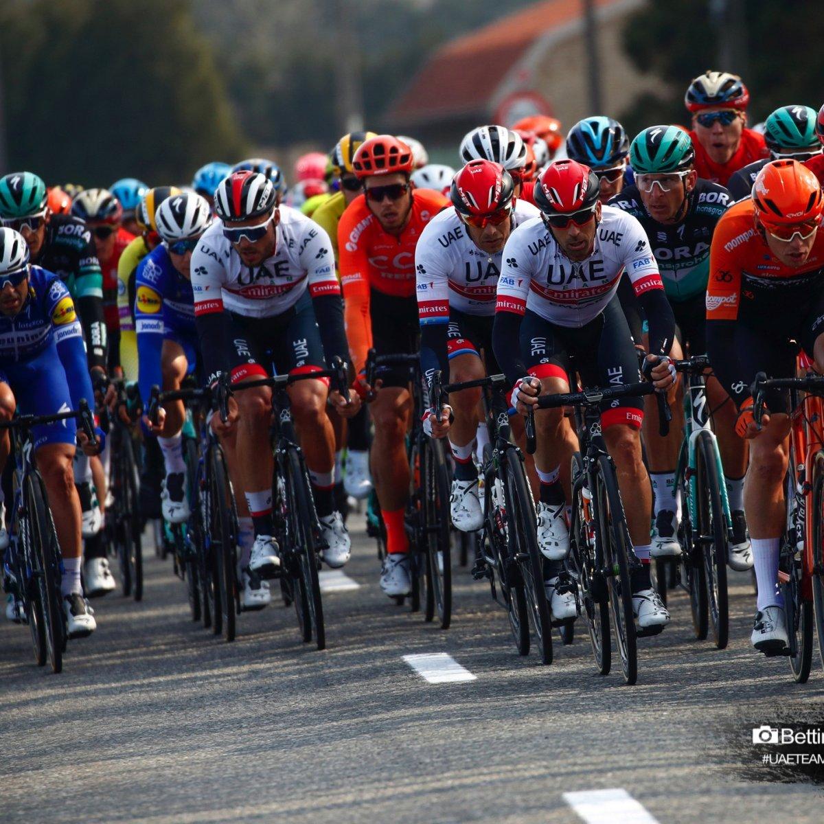 Gent-Wevelgem in Flanders Fields 2019 - 81st Edition - Deinze - Wevelgem  251.5 km - 31/03/2019 - Marco Marcato (ITA - UAE - Team Emirates) - photo Luca Bettini/BettiniPhoto©2018
